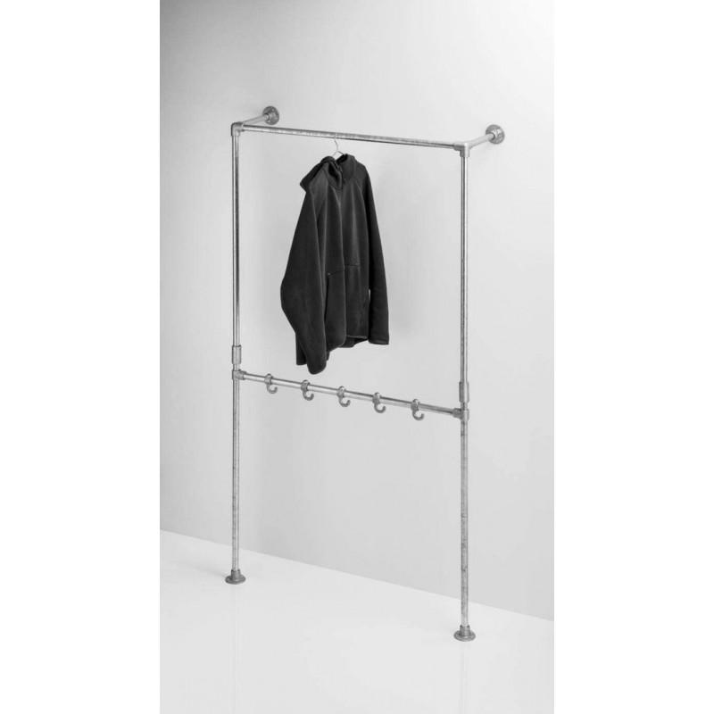 Garderobe Industriedesign